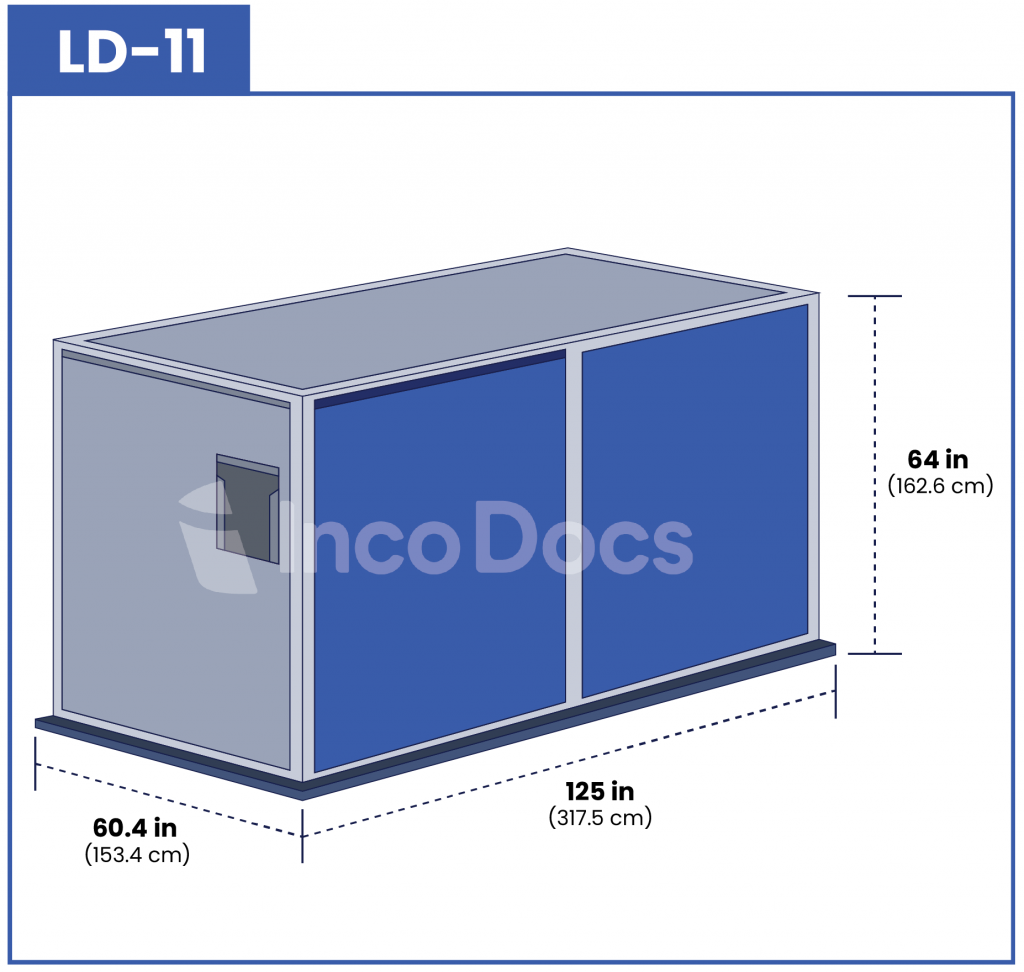 ULD LD-11 Air Container