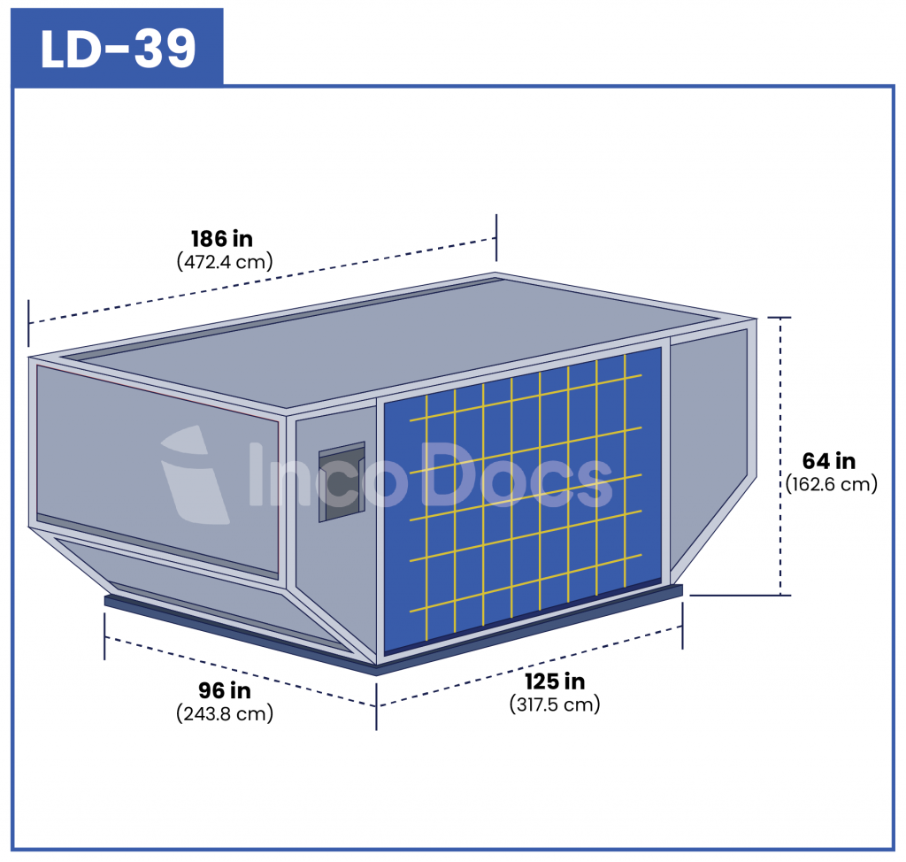 ULD LD-39 Air Container