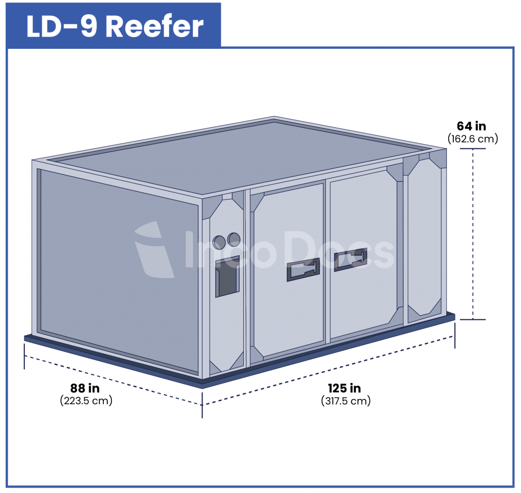 ULD LD-9 Reefer Air Container