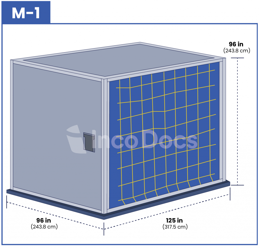ULD M-1 Air Container
