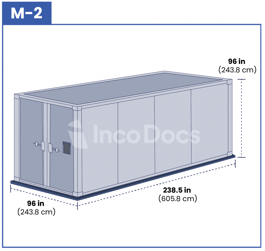 ULD M-2 Air Container